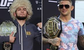 Free ticket on offer for Khabib v Poirier weigh-in